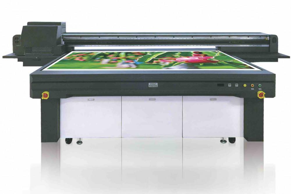 Ультрафиолетовый принтер для печати на стекле и других материалах UVB-EP