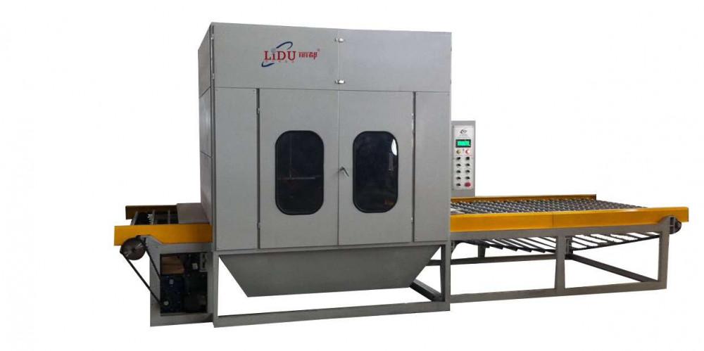 Автоматическая покрасочная машина для стекла с сушильной печью LDHP